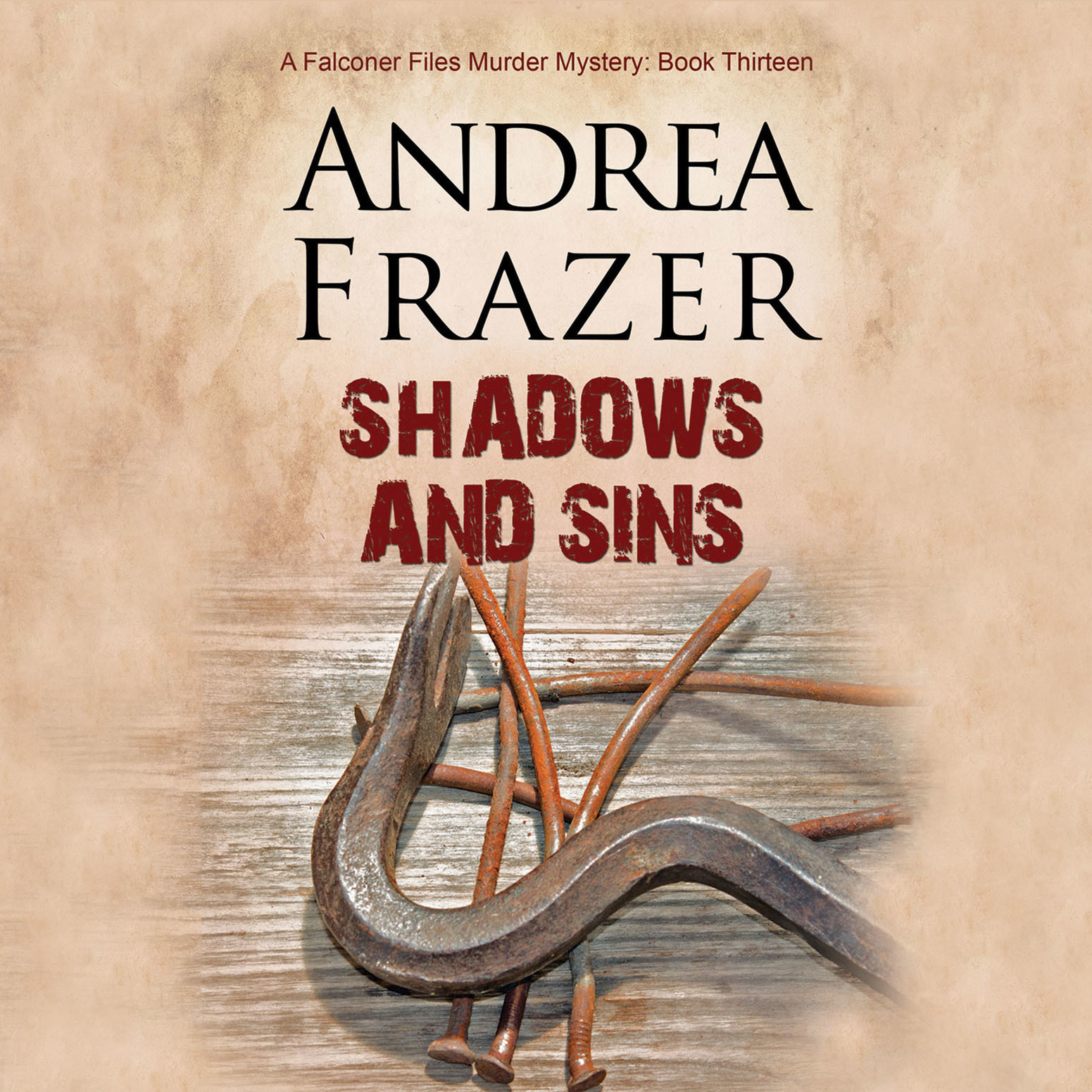 Printable Shadows and Sins Audiobook Cover Art