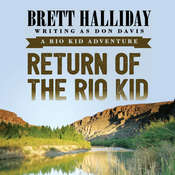 Return of the Rio Kid, by Brett Halliday