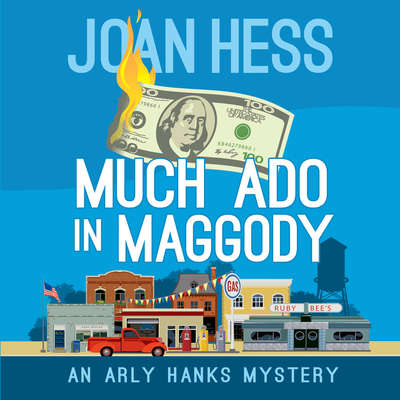 Much Ado in Maggody Audiobook, by Joan Hess