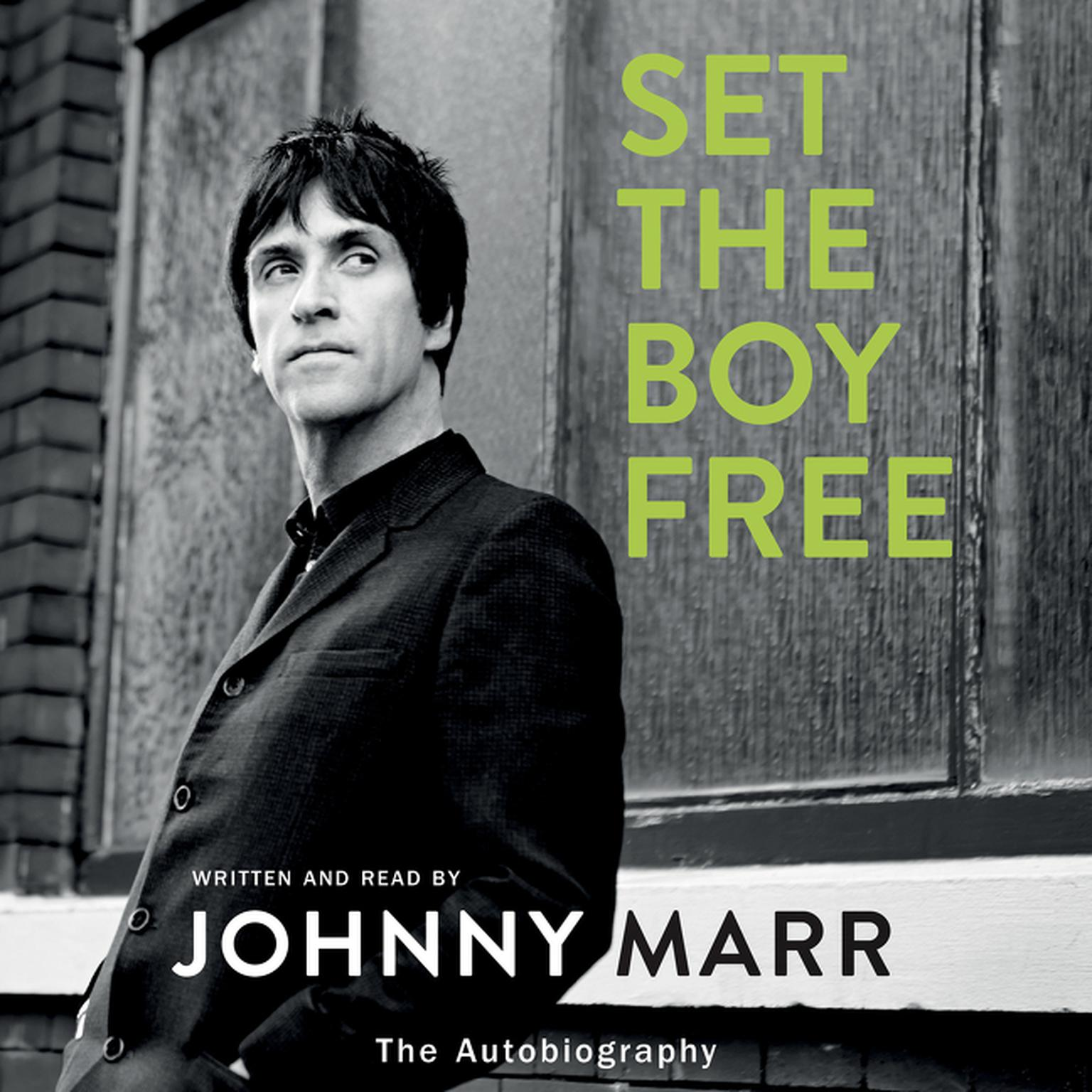 Printable Set the Boy Free: The Autobiography Audiobook Cover Art
