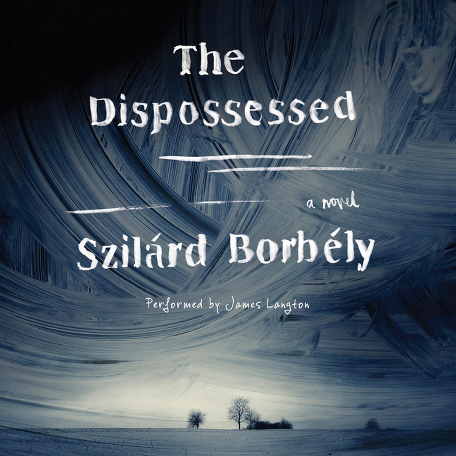 Printable The Dispossessed: A Novel Audiobook Cover Art