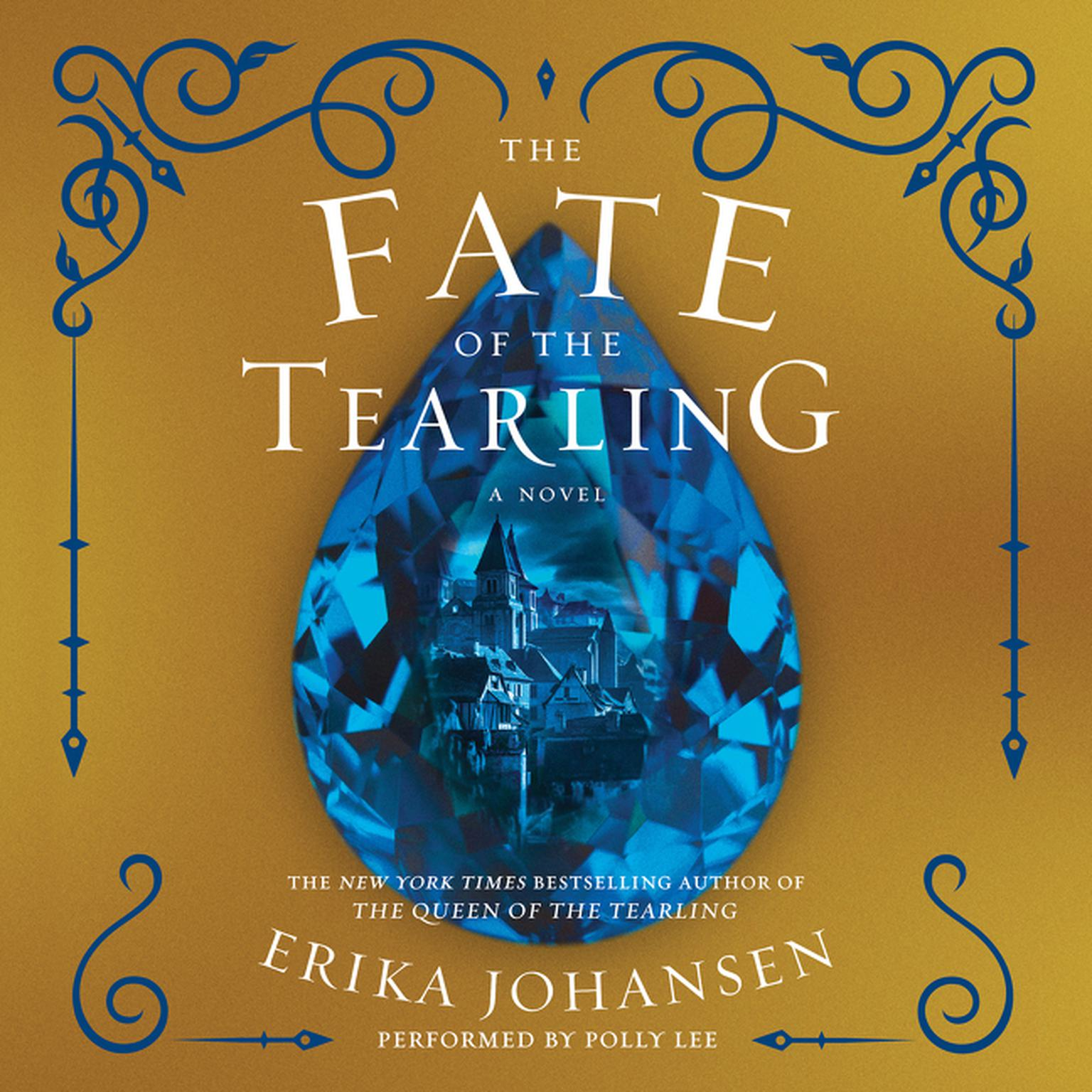 Printable The Fate of the Tearling: A Novel Audiobook Cover Art