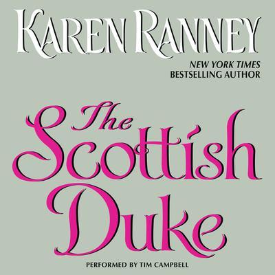 The Scottish Duke Audiobook, by Karen Ranney