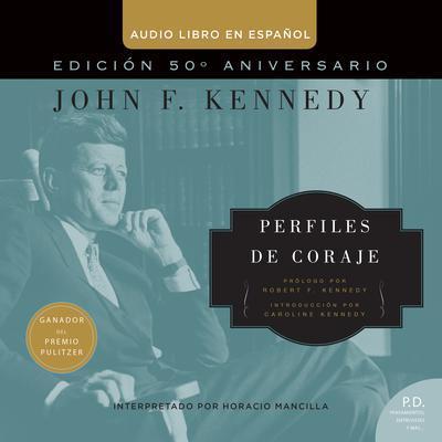 Perfiles de Coraje Audiobook, by Zondervan