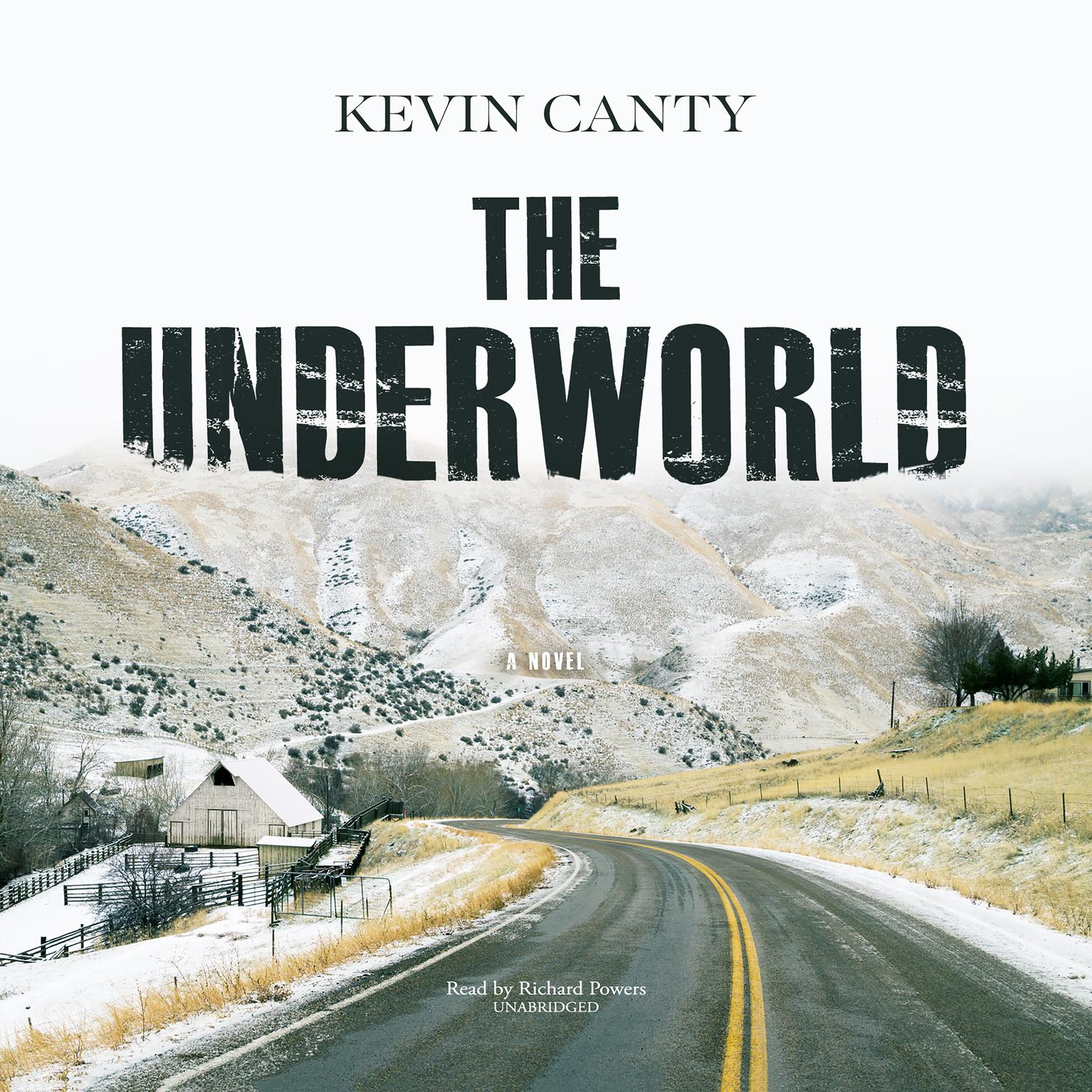 Printable The Underworld: A Novel Audiobook Cover Art