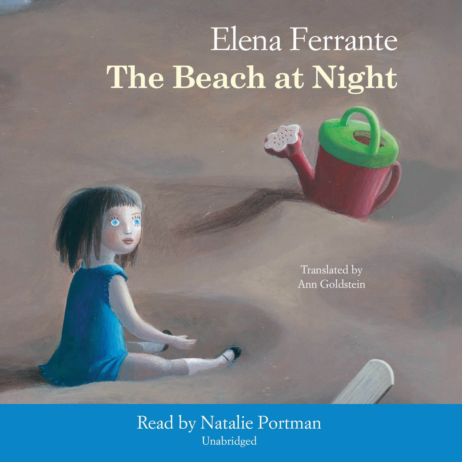 Printable The Beach at Night Audiobook Cover Art