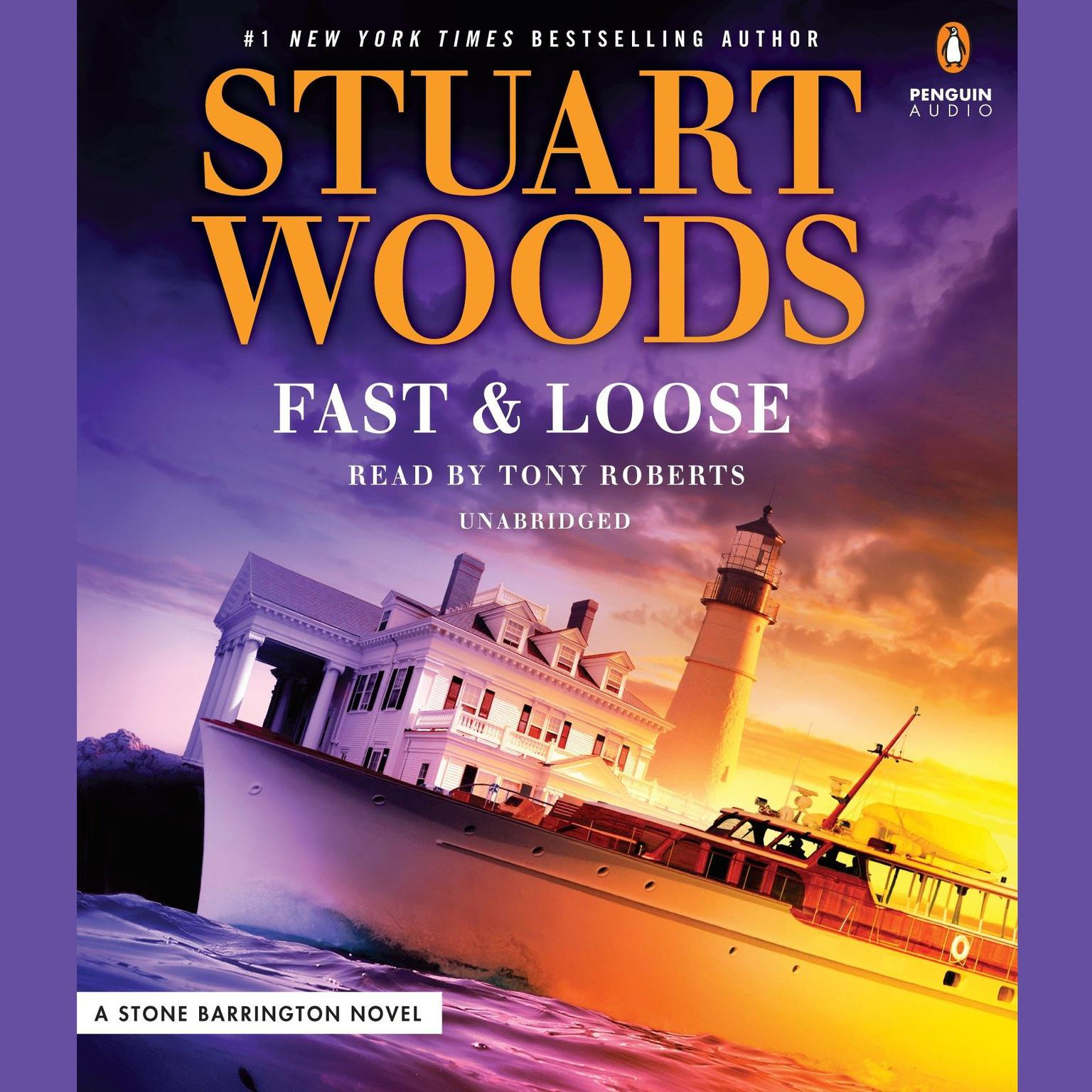 Fast and Loose Audiobook, by Stuart Woods