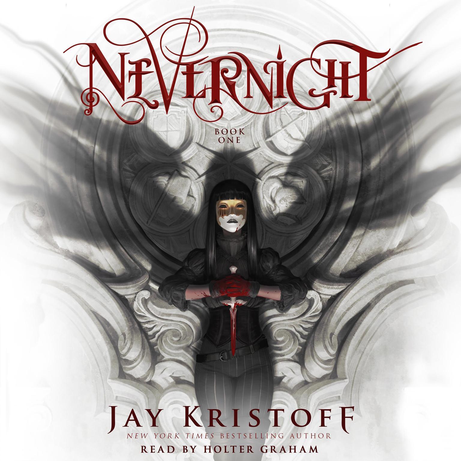 Printable Nevernight Audiobook Cover Art