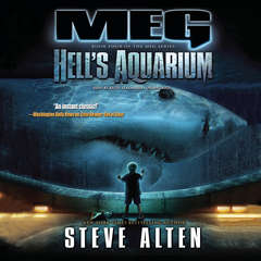 Meg: Hell's Aquarium Audiobook, by Steve Alten
