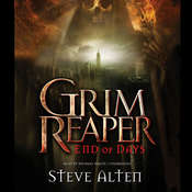 Grim Reaper: End of Days Audiobook, by Steve Alten