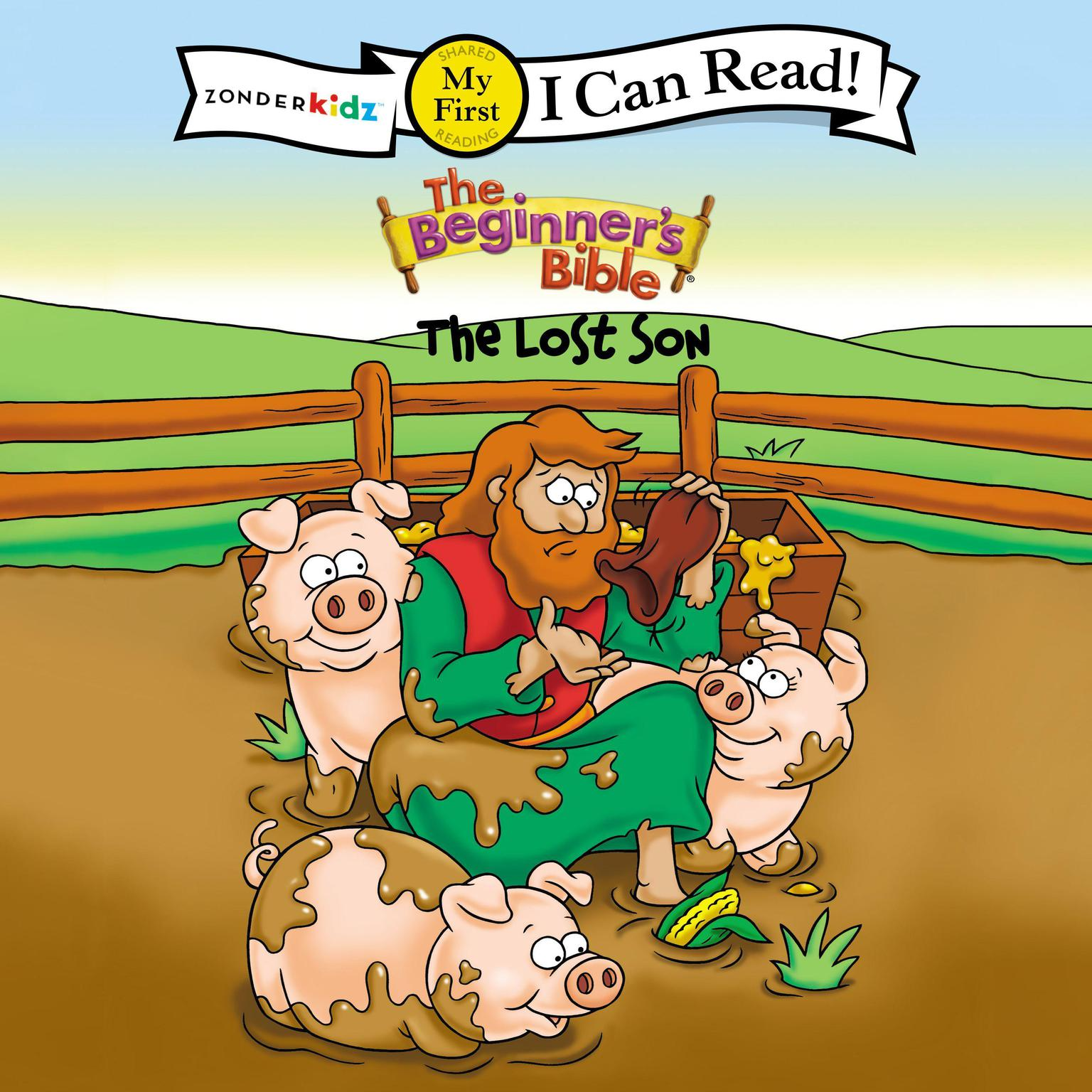 Printable The Beginner's Bible Lost Son: I Can Read Audiobook Cover Art