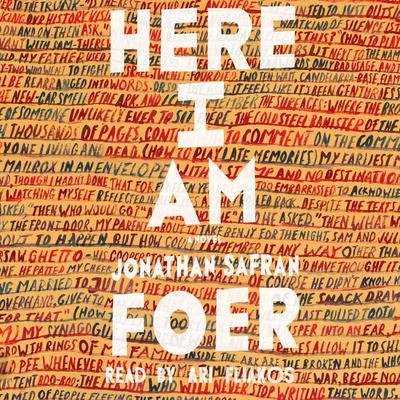 Here I Am: A Novel Audiobook, by Jonathan Safran Foer