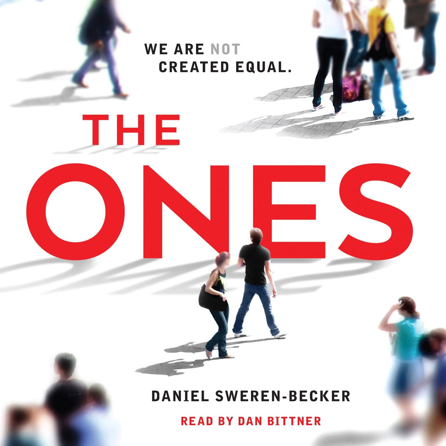 Printable The Ones Audiobook Cover Art