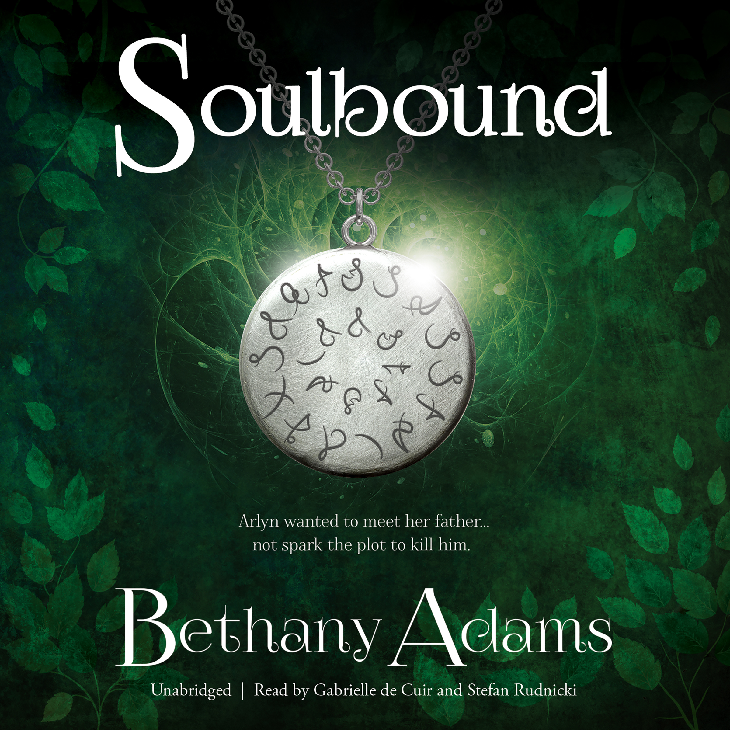Printable Soulbound Audiobook Cover Art