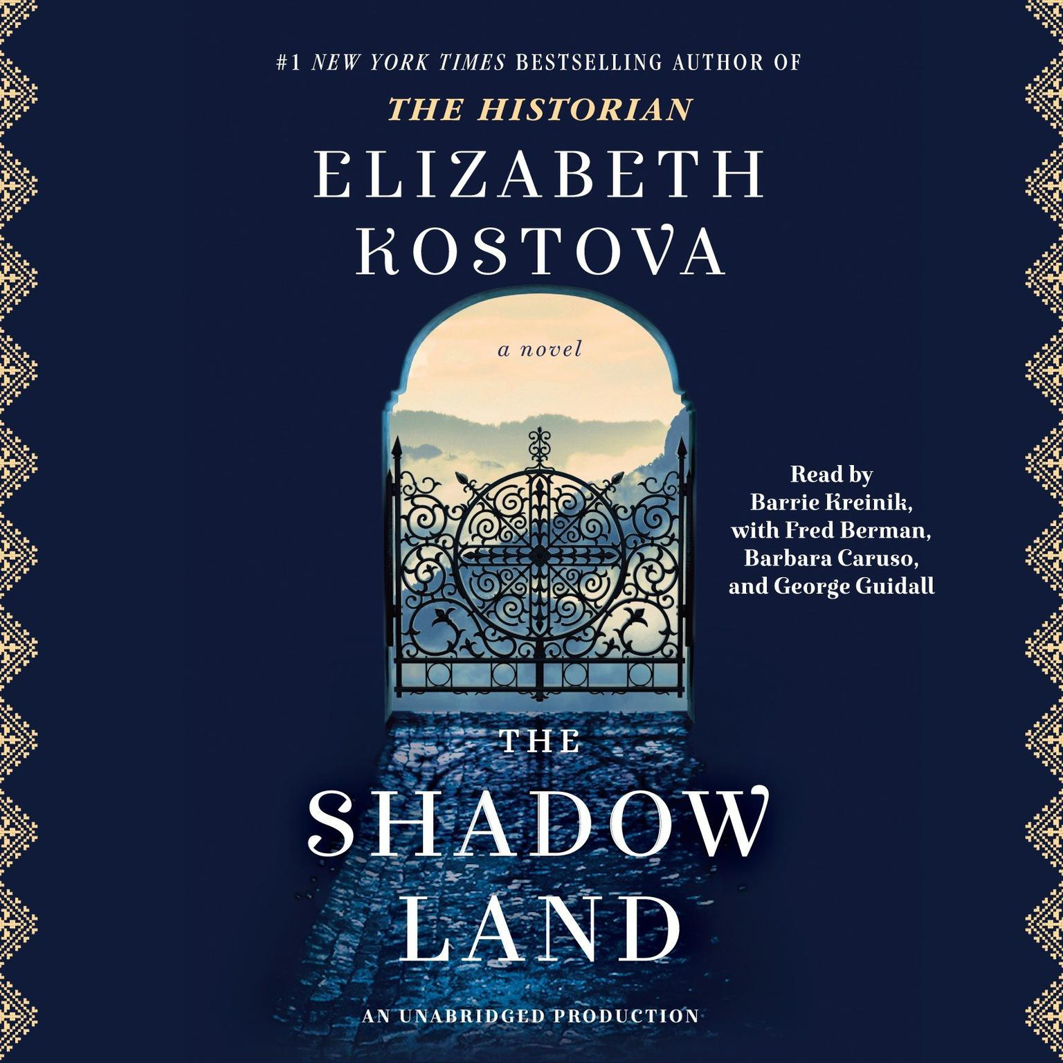 Printable The Shadow Land: A Novel Audiobook Cover Art