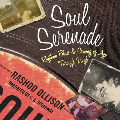 Soul Serenade: Rhythm, Blues & Coming of Age Through Vinyl Audiobook, by Rashod Ollison