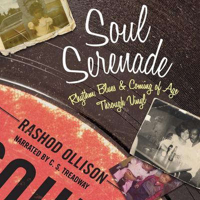 Soul Serenade: Rhythm, Blues & Coming of Age Through Vinyl Audiobook, by Rashod Ollison