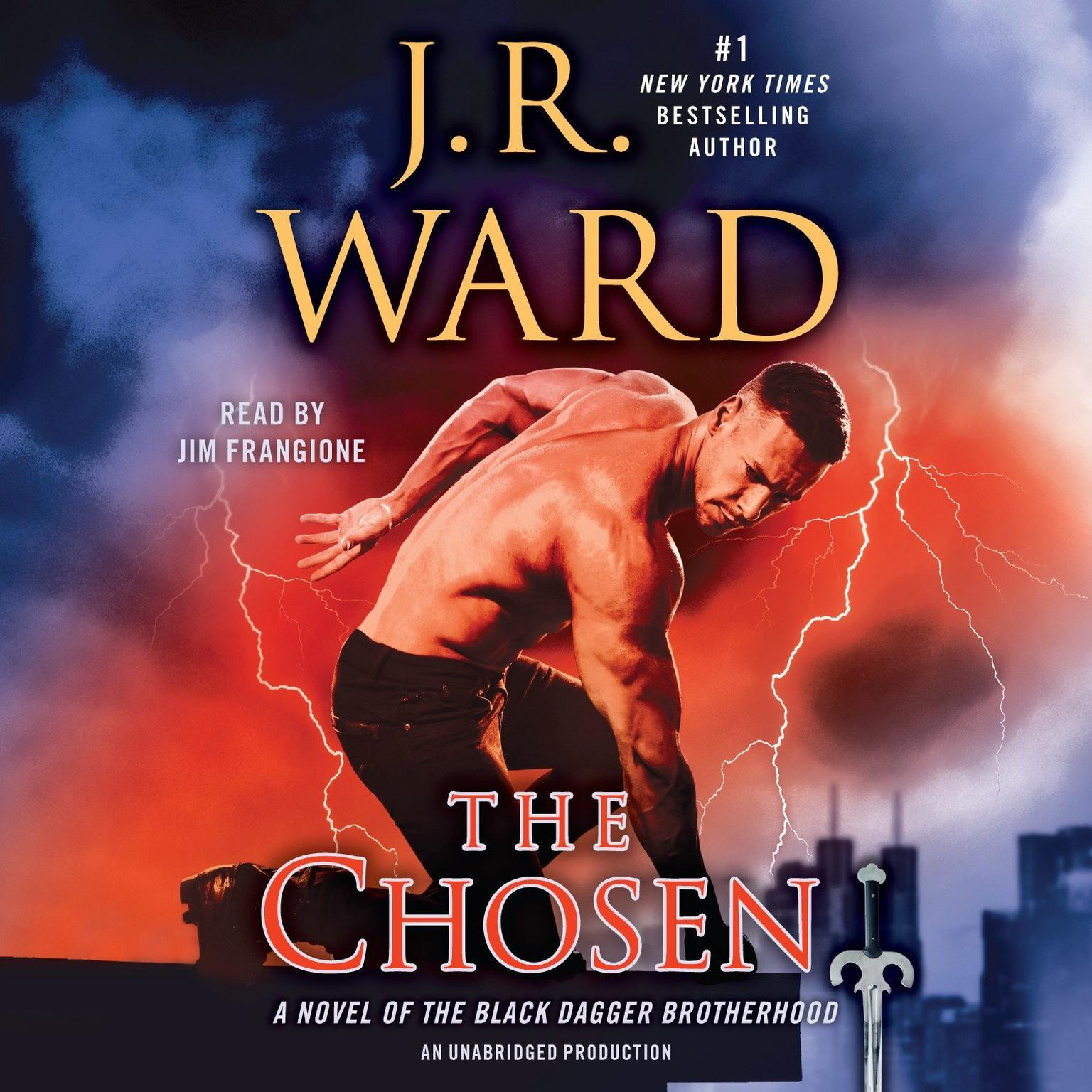 Printable The Chosen: A Novel of the Black Dagger Brotherhood Audiobook Cover Art