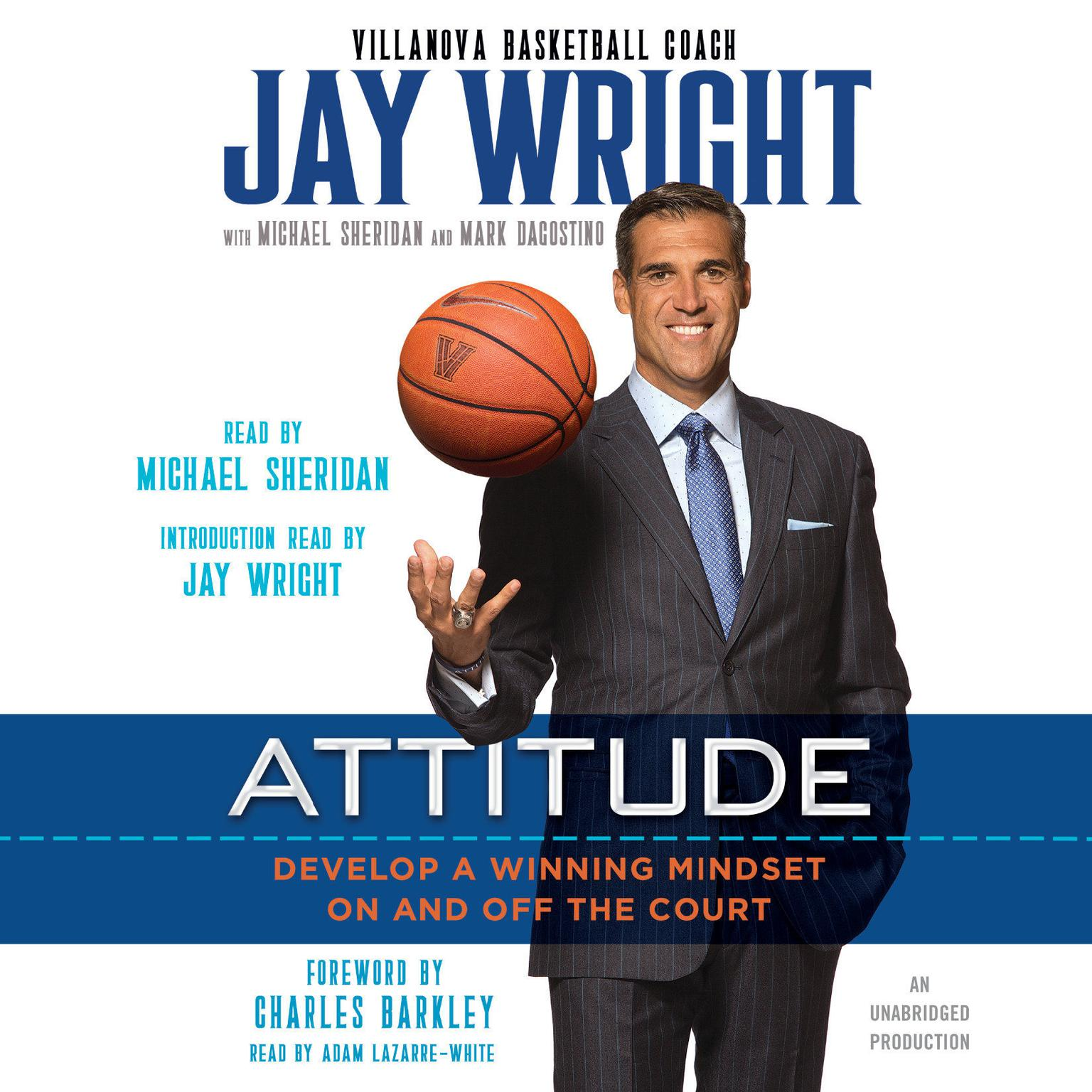 Printable Attitude: Develop a Winning Mindset on and off the Court Audiobook Cover Art