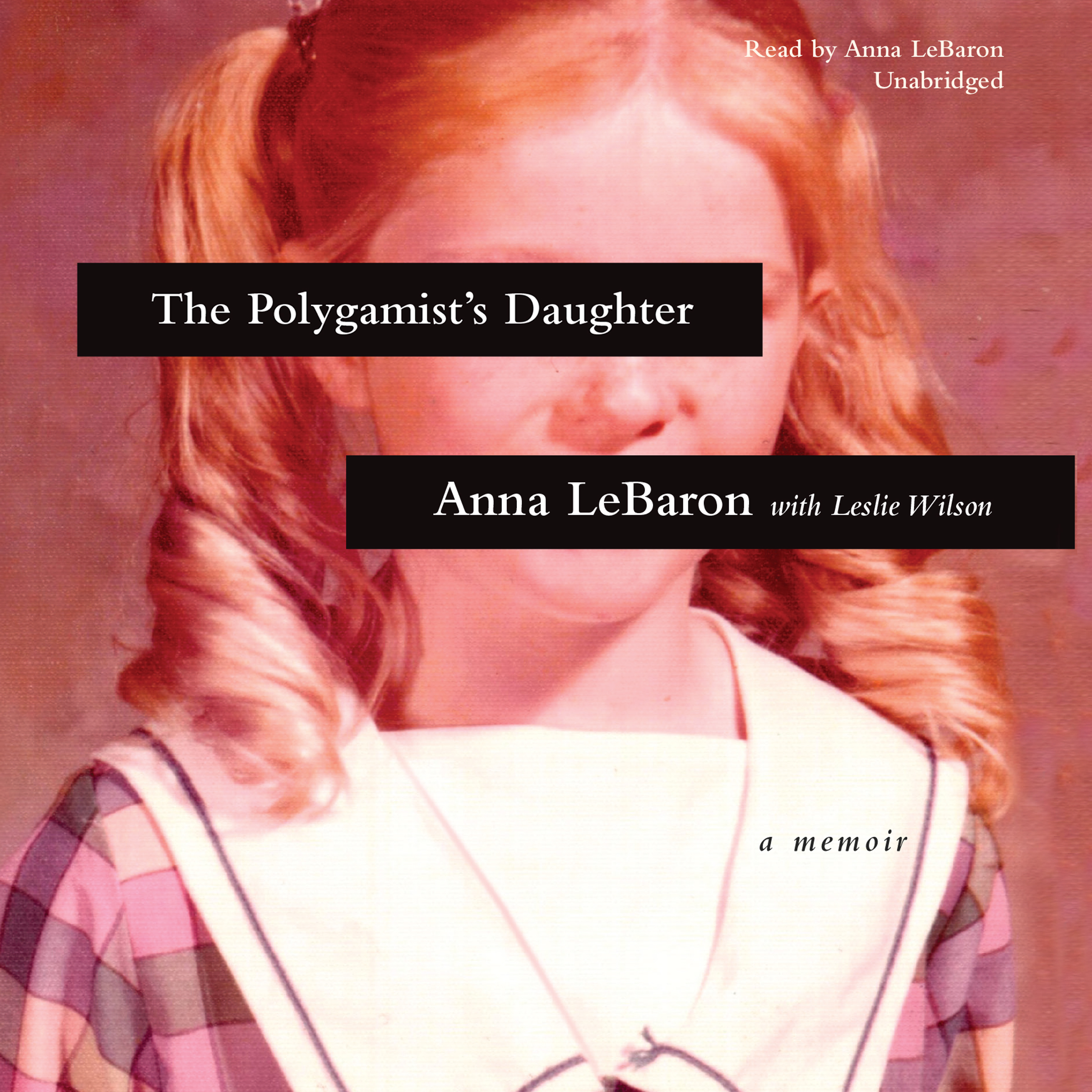 Printable The Polygamist's Daughter: A Memoir Audiobook Cover Art