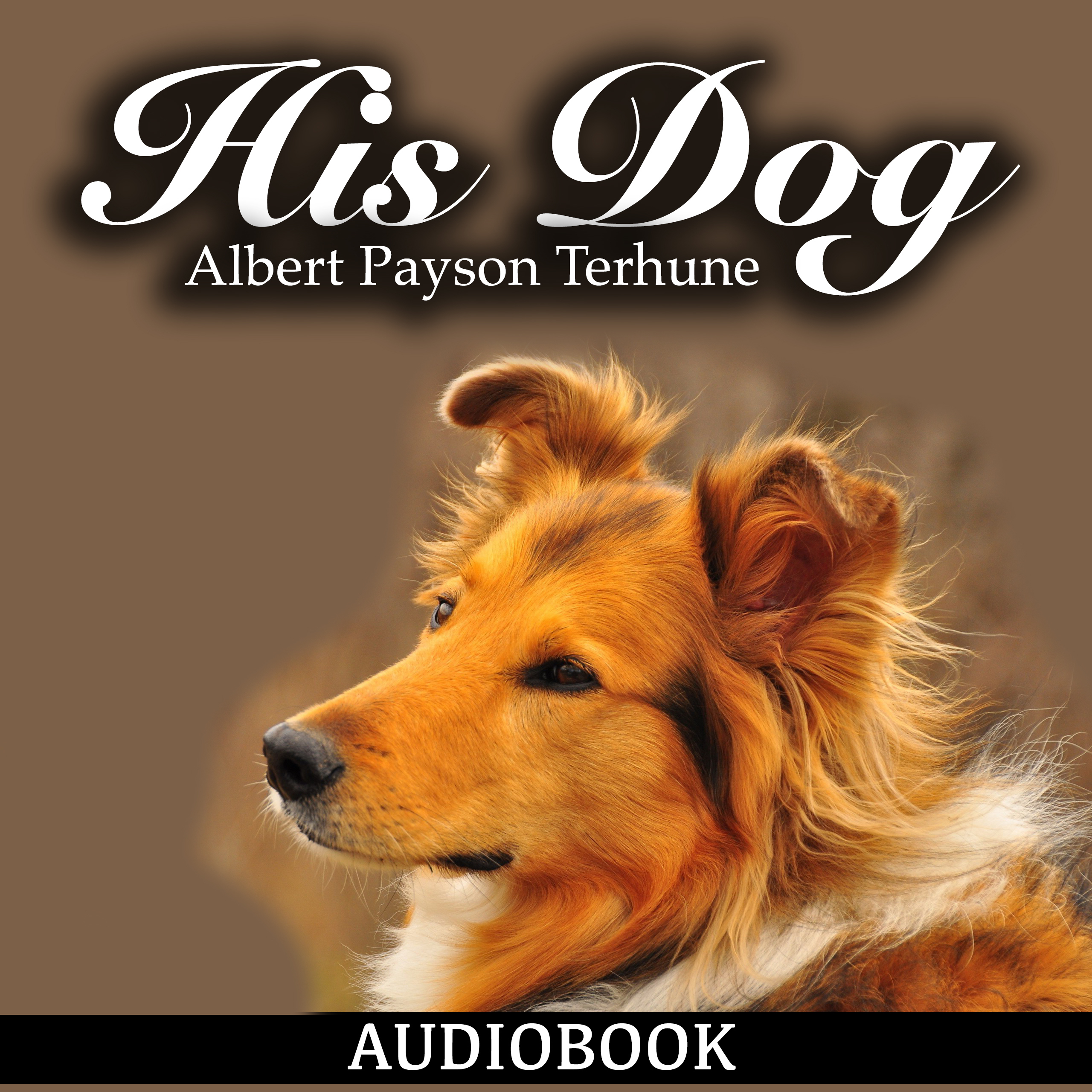 Printable His Dog Audiobook Cover Art