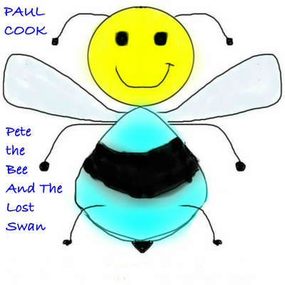 Pete the Bee and the Lost Swan Audiobook, by Paul Cook