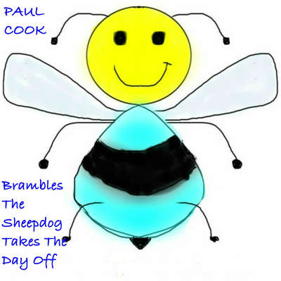 Brambles the Sheepdog Takes The Day Off Audiobook, by Paul Cook