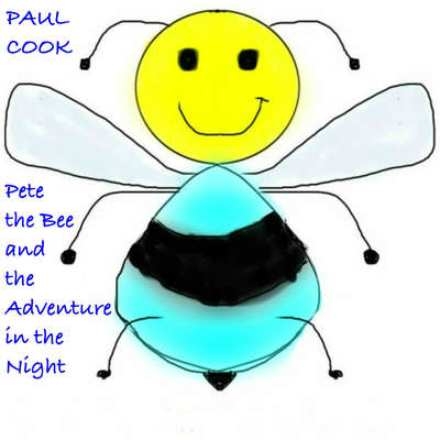 Pete the Bee and the Adventure in the Night Audiobook, by Paul Cook