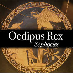 Oedipus Rex Audiobook, by Sophocles