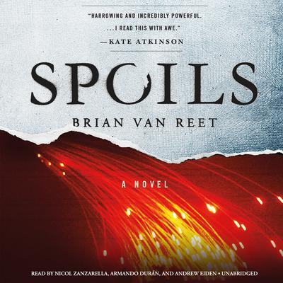 Spoils Audiobook, by Brian Van Reet
