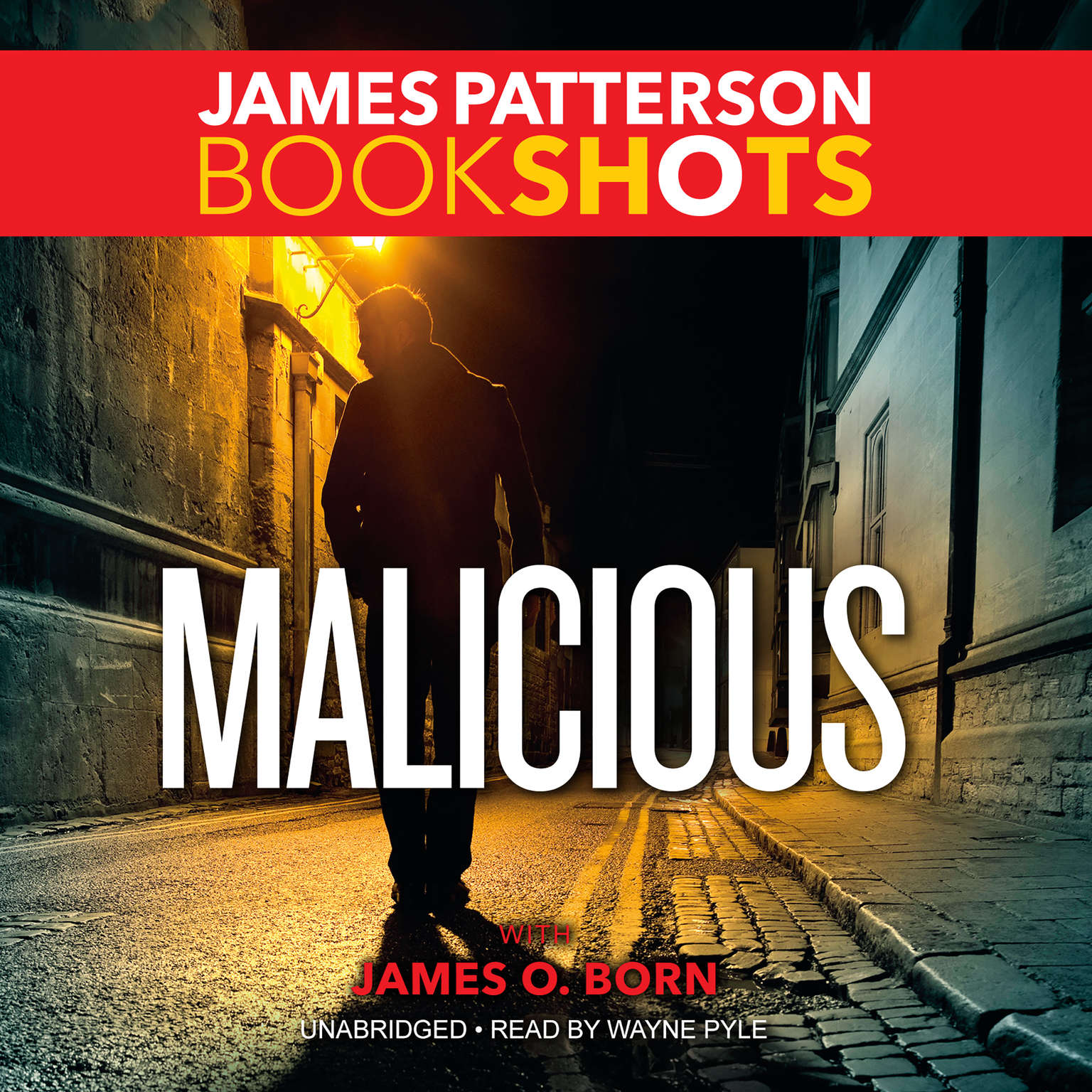 Printable Malicious: A Mitchum Story Audiobook Cover Art