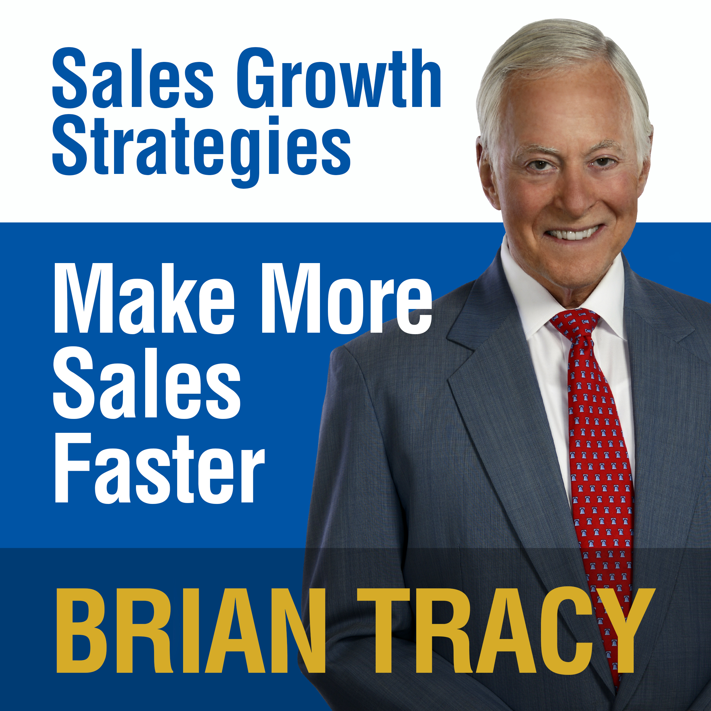 Printable Make More Sales Faster: Sales Growth Strategies Audiobook Cover Art