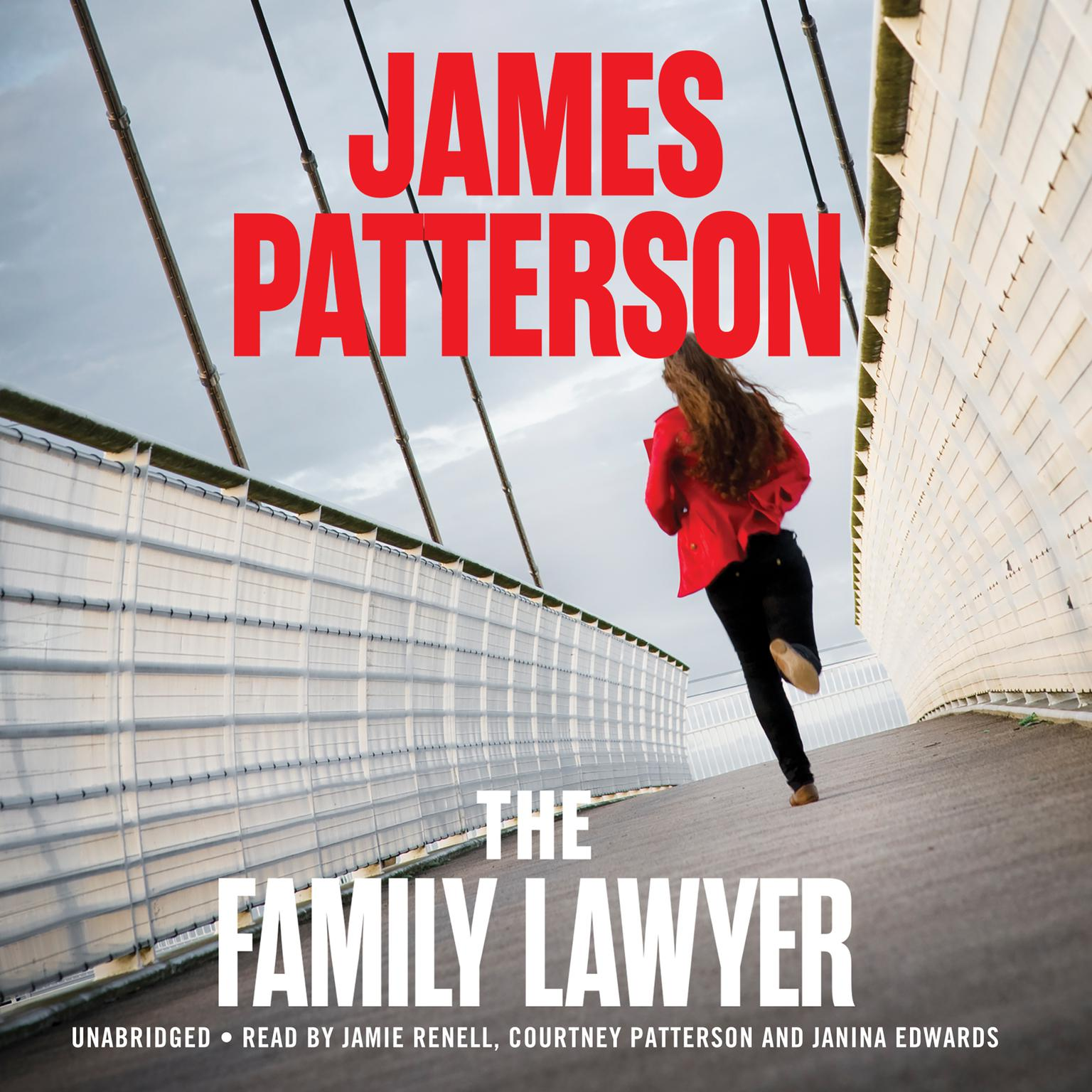 Printable The Family Lawyer: Includes The Night Sniper, The Family Lawyer, and The Good Sister Audiobook Cover Art
