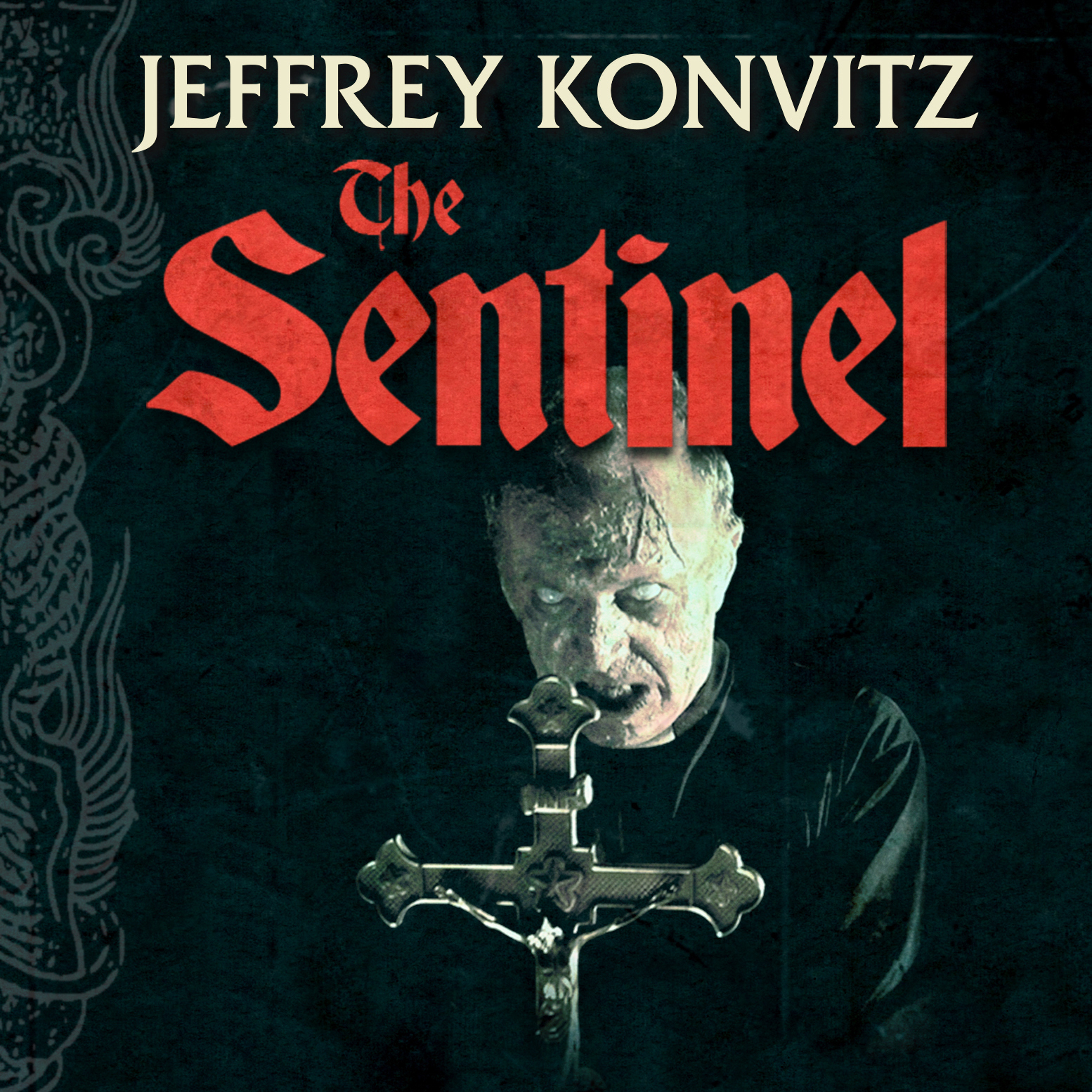 Printable The Sentinel Audiobook Cover Art