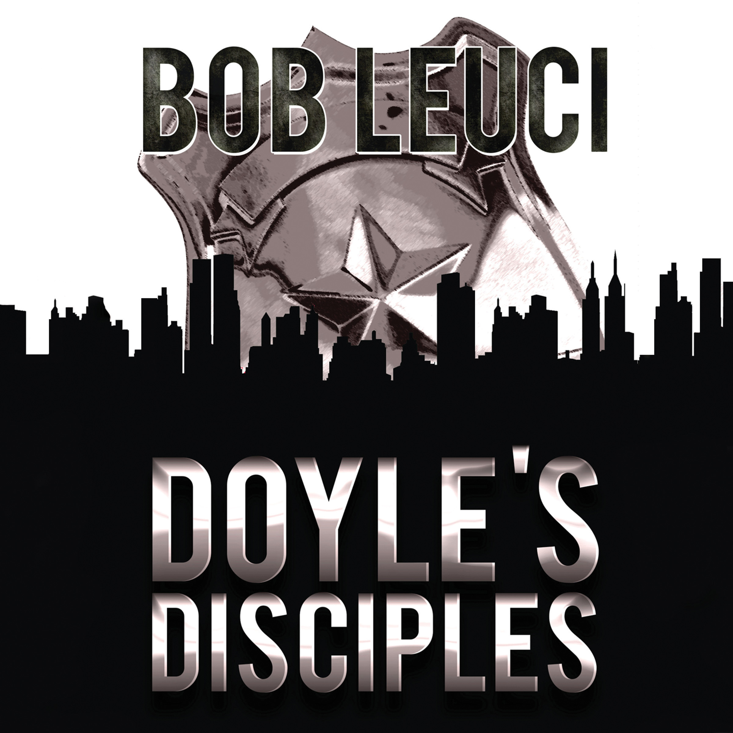 Printable Doyle's Disciples Audiobook Cover Art