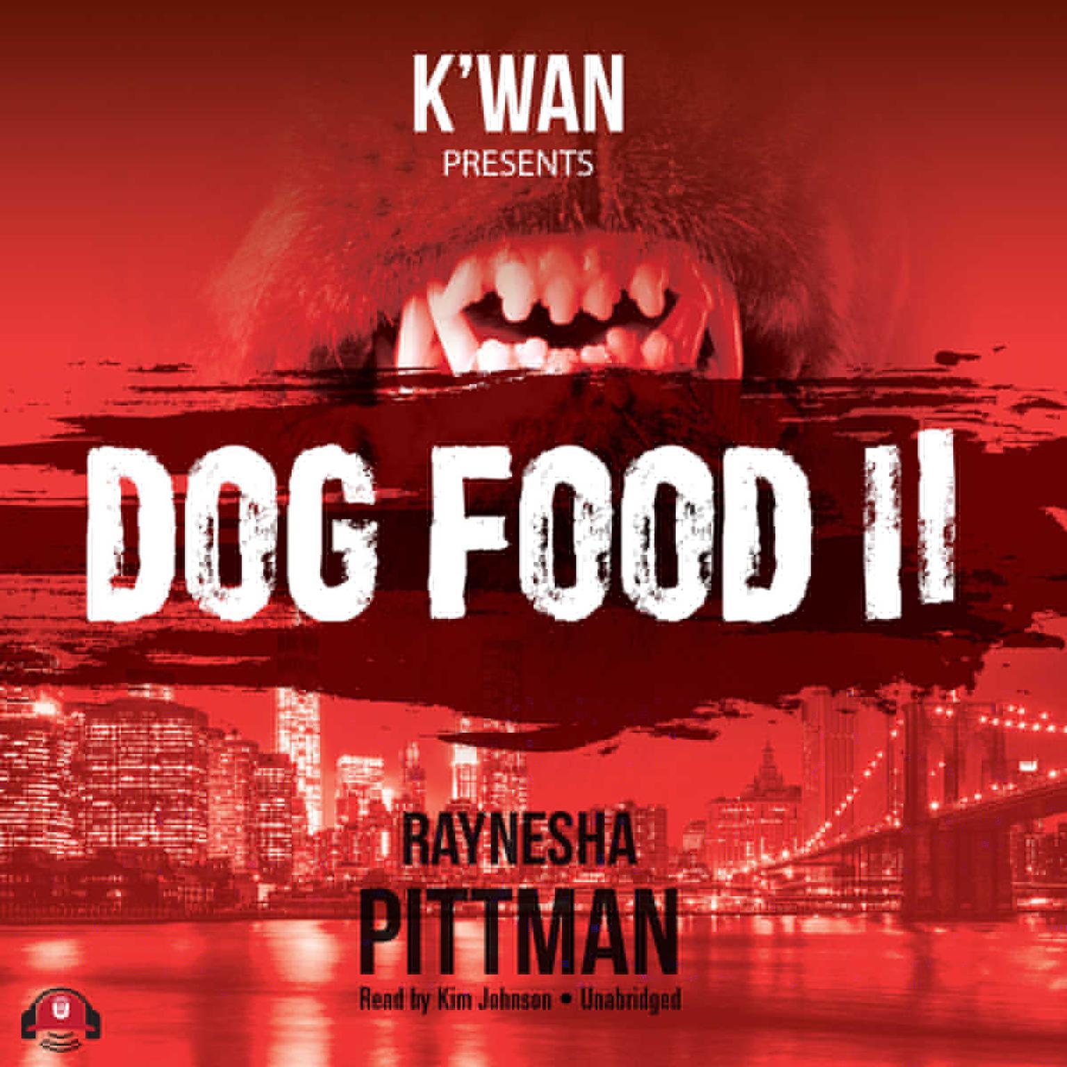 Printable Dog Food 2 Audiobook Cover Art