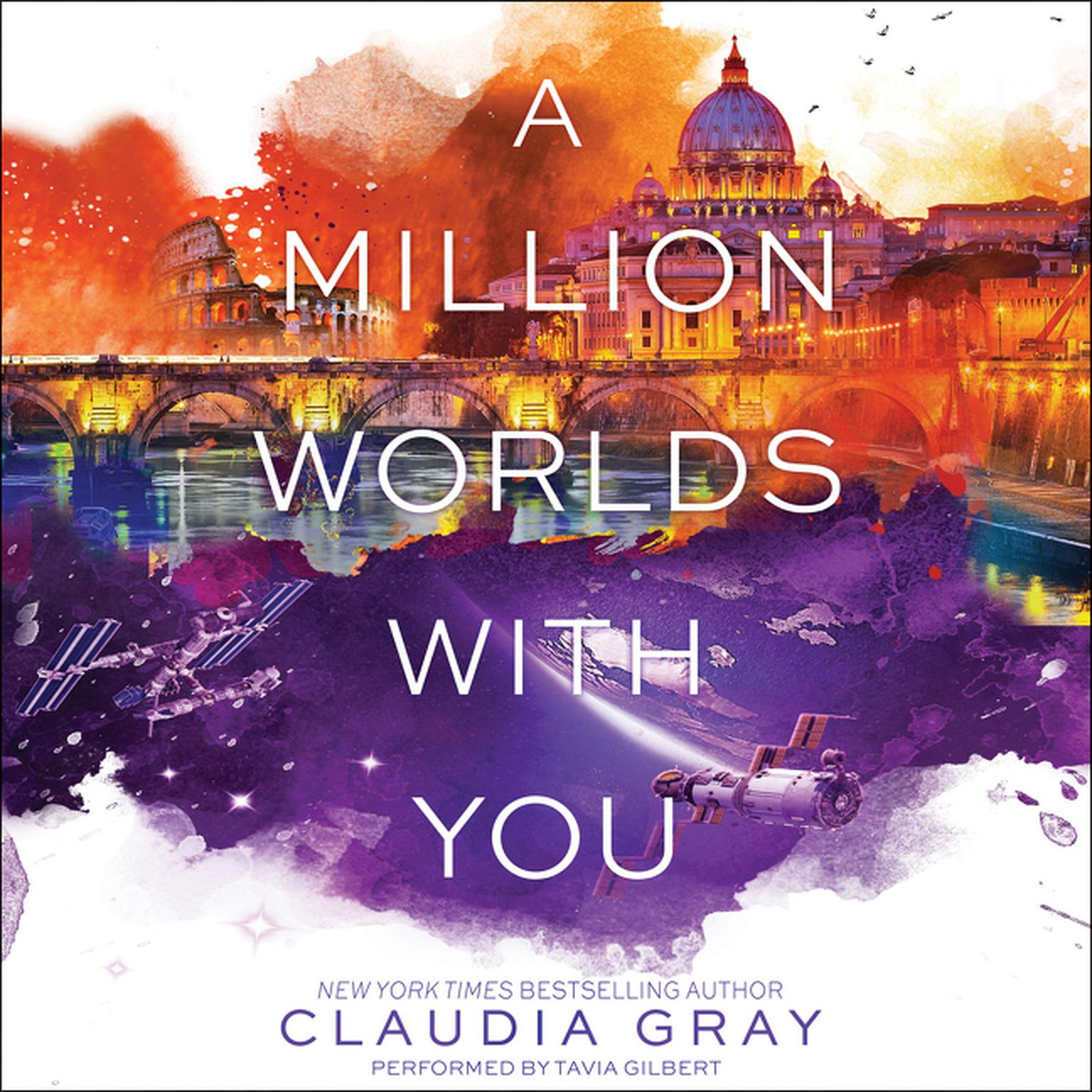 Printable A Million Worlds with You Audiobook Cover Art