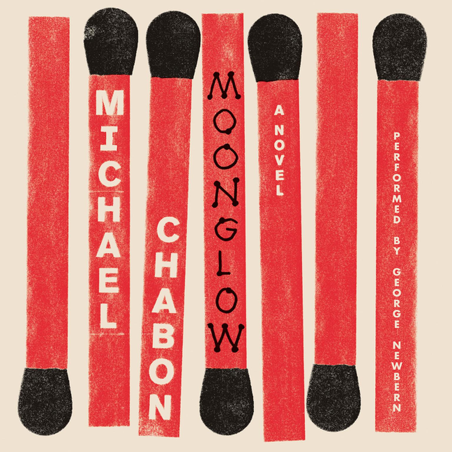 Printable Moonglow: A Novel Audiobook Cover Art