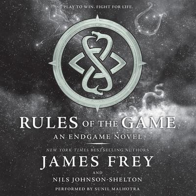 Endgame: Rules of the Game: An Endgame Novel Audiobook, by James Frey
