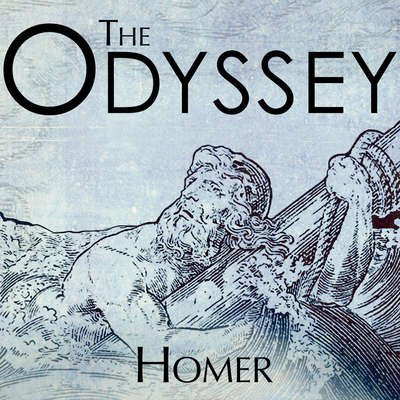 The Odyssey Audiobook By Homer Read By Gordon Griffin