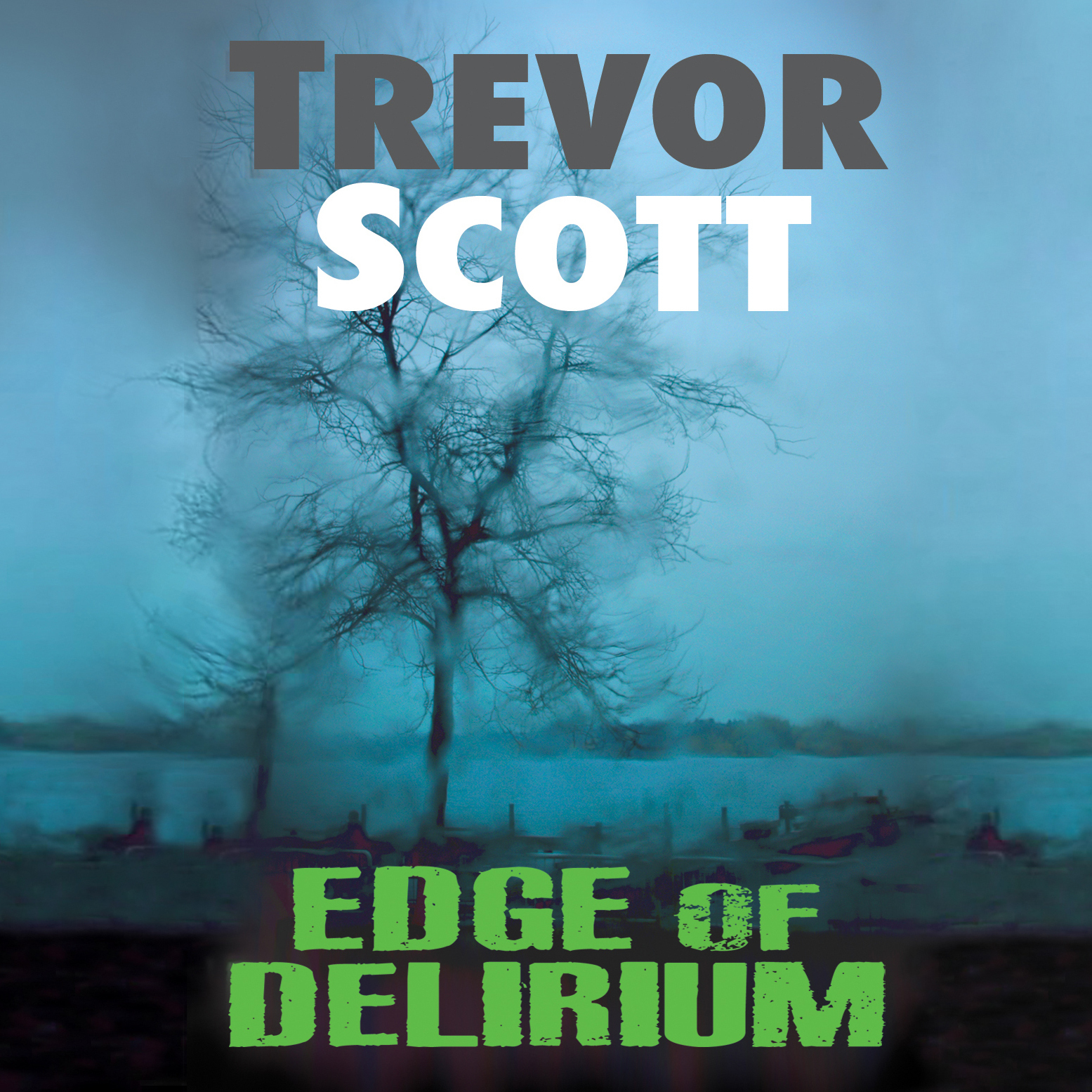 Printable Edge of Delirium Audiobook Cover Art