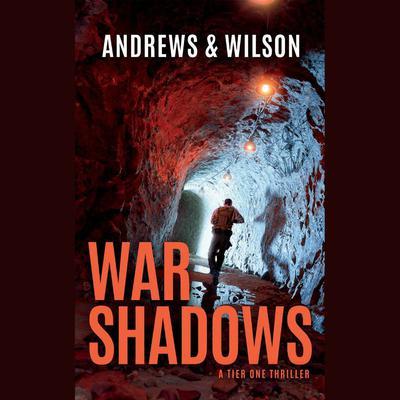 War Shadows Audiobook, by Jeffrey Wilson