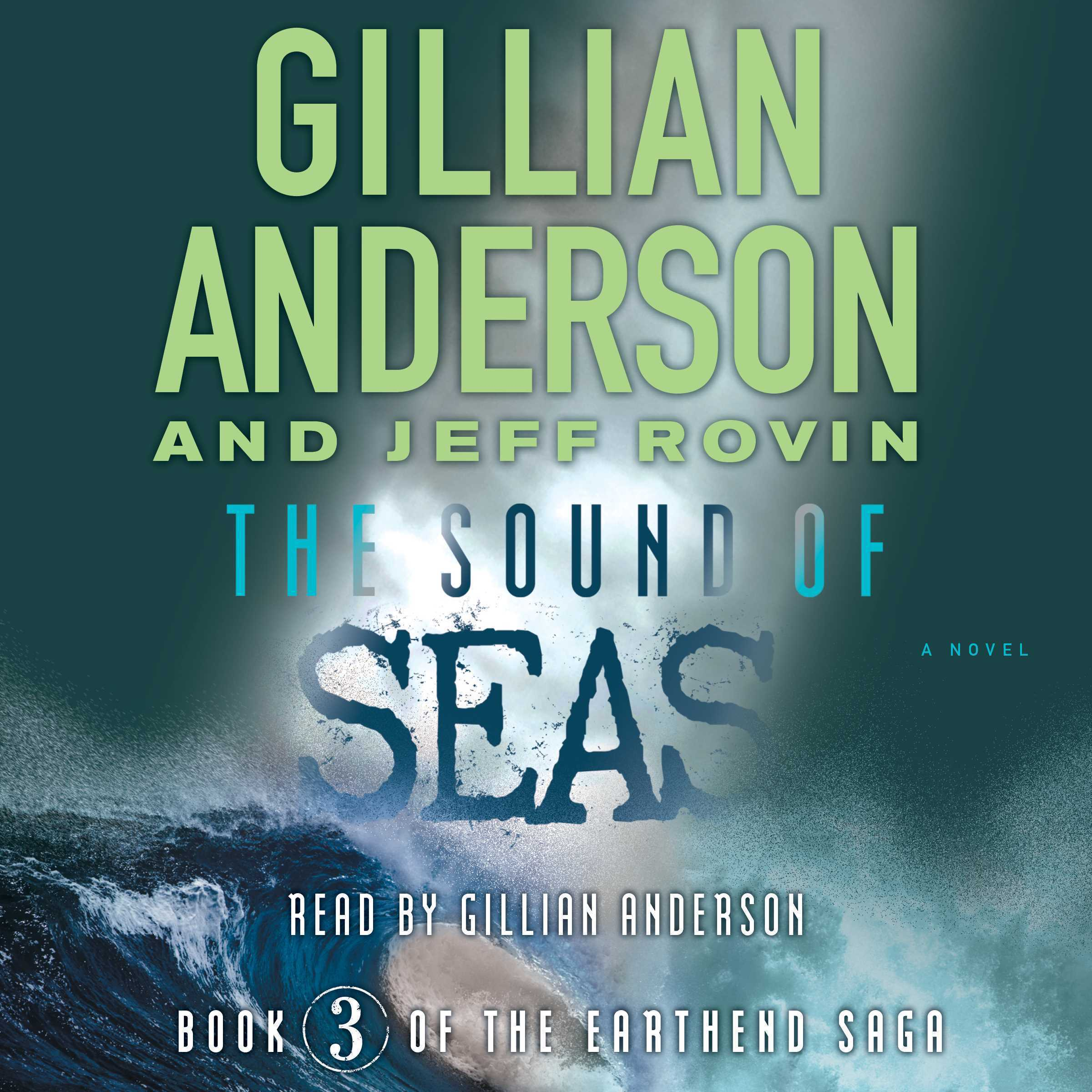 Printable The Sound of Seas: Book 3 of The EarthEnd Saga Audiobook Cover Art