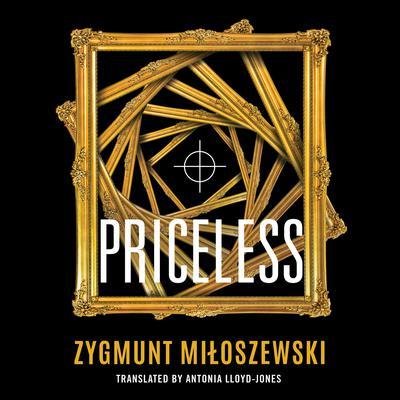 Priceless Audiobook, by Zygmunt Miloszewski