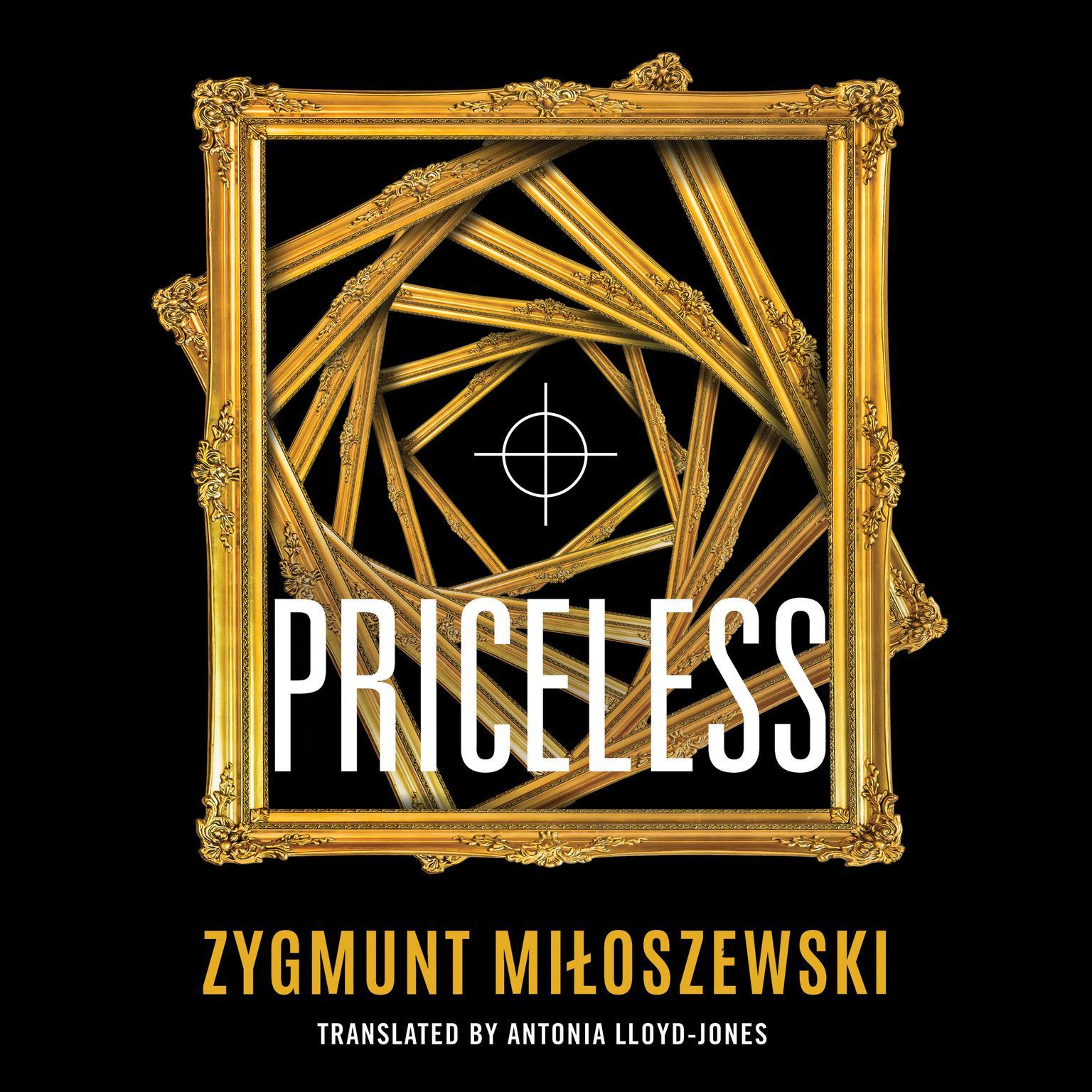Printable Priceless Audiobook Cover Art