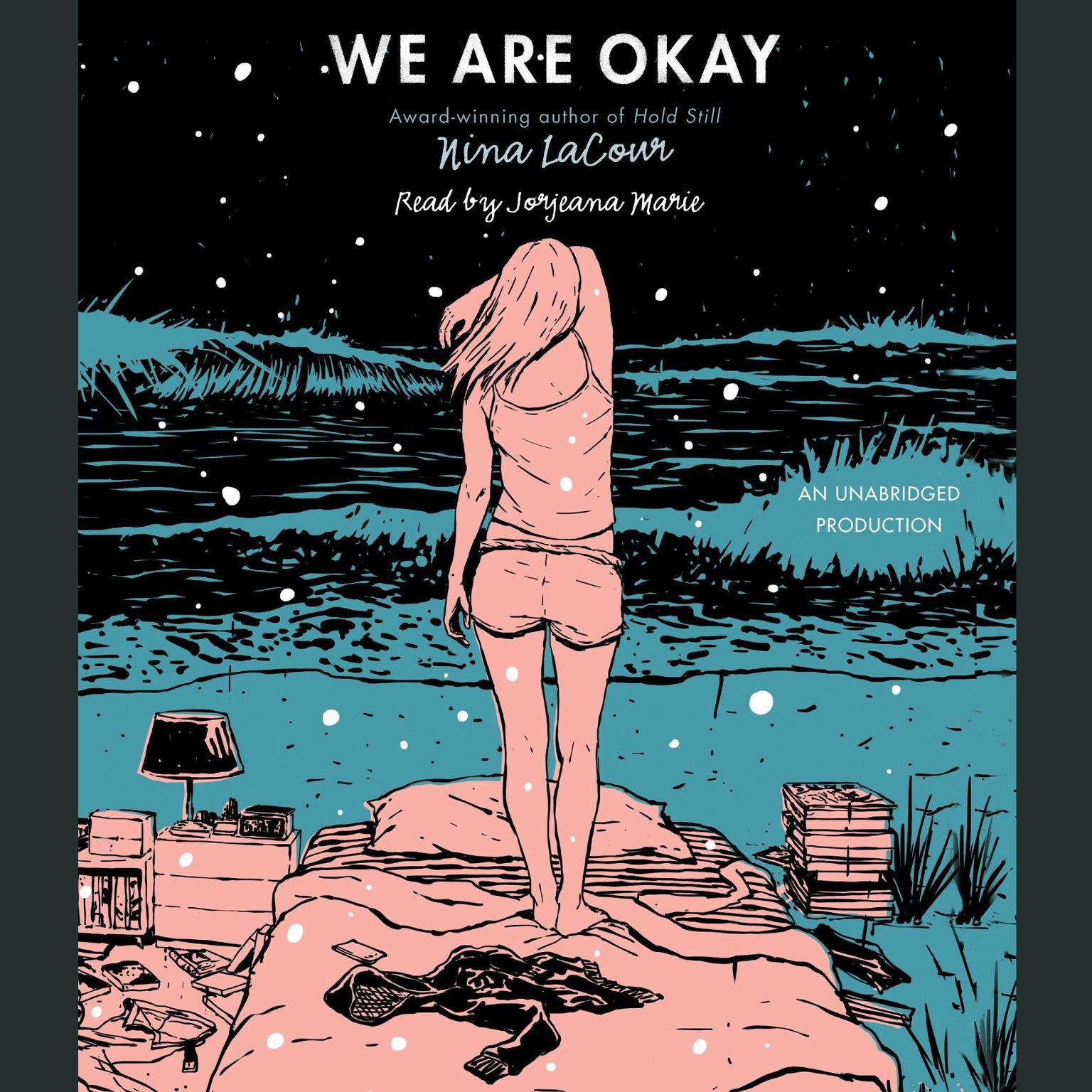 Printable We Are Okay Audiobook Cover Art