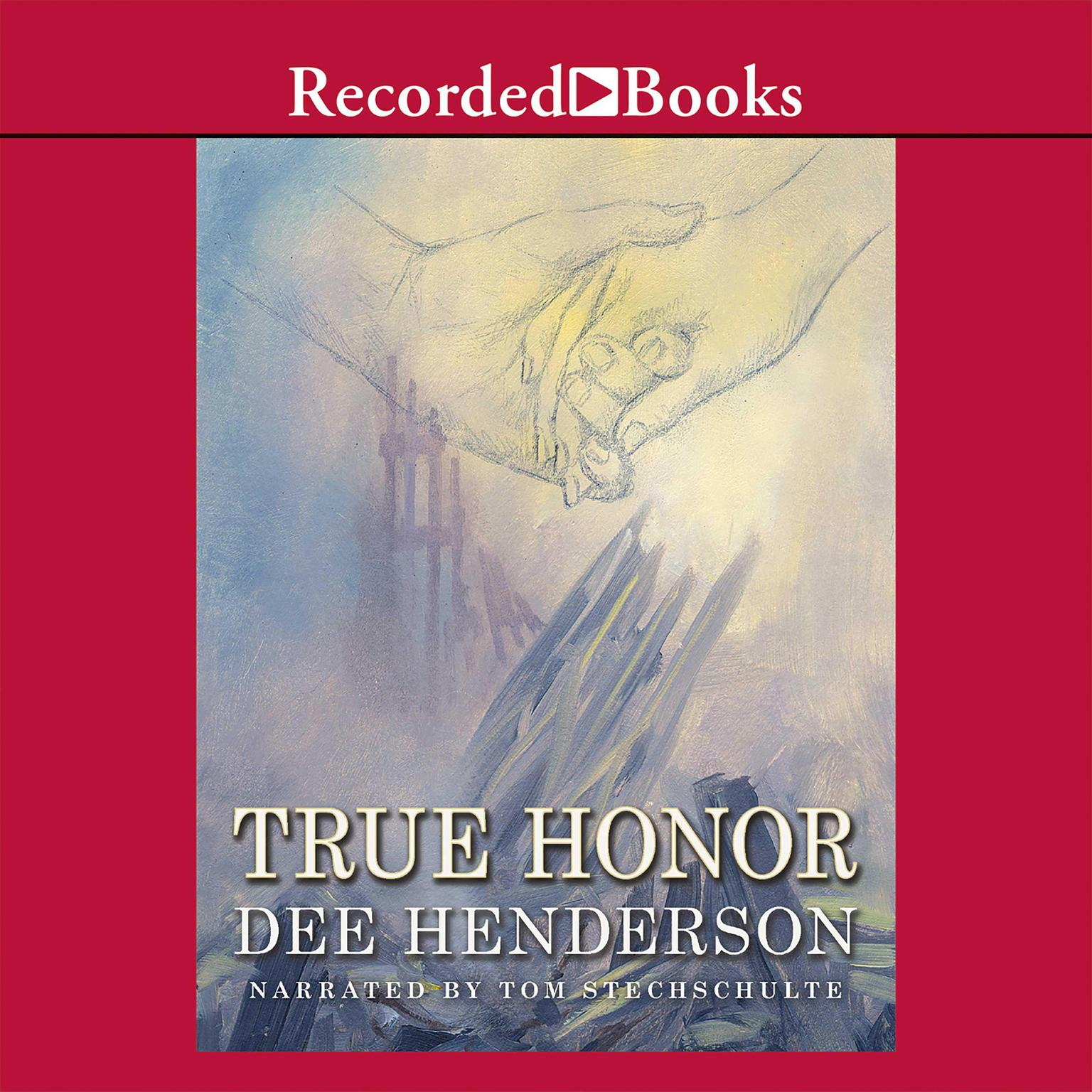 Printable True Honor Audiobook Cover Art
