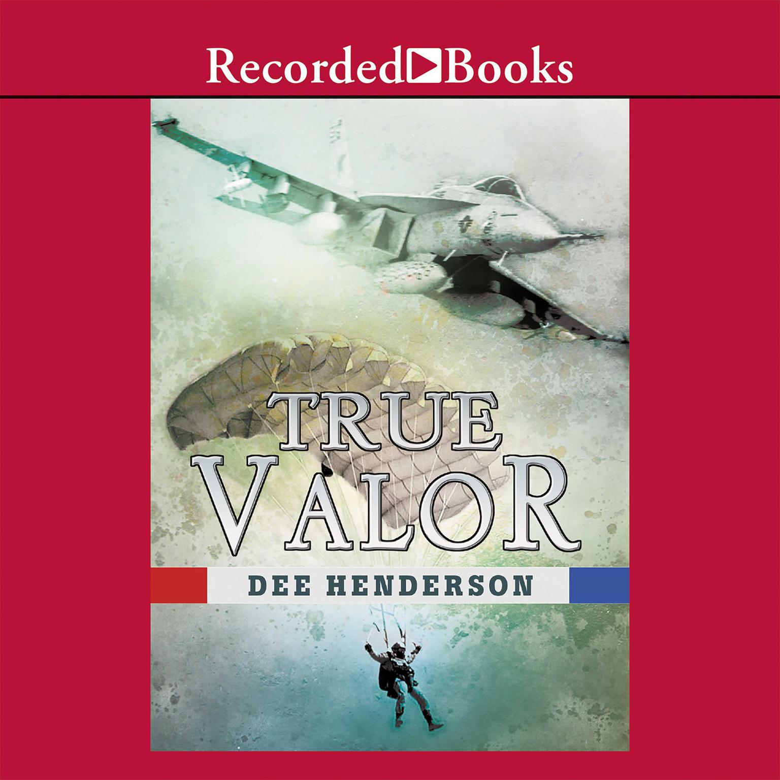 Printable True Valor Audiobook Cover Art