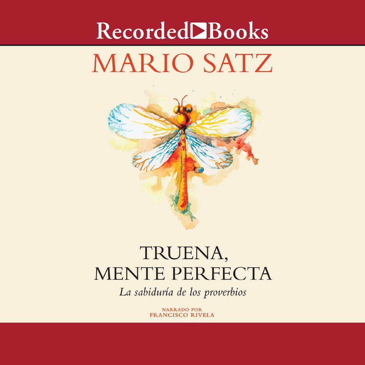 Printable Truena, mente perfecta: La sabiduria de los proverbios Audiobook Cover Art