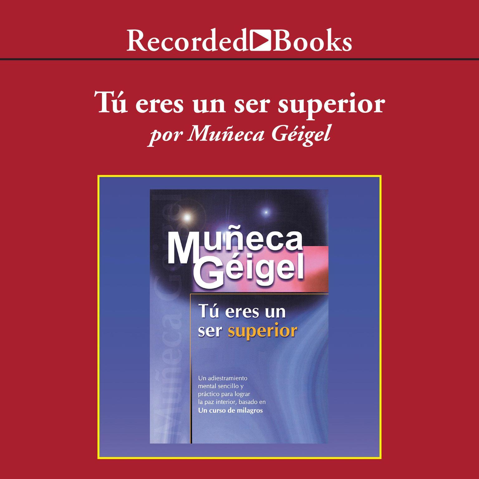 Printable Tu Eres un Ser Superior Audiobook Cover Art